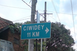 Ciwidey 11km