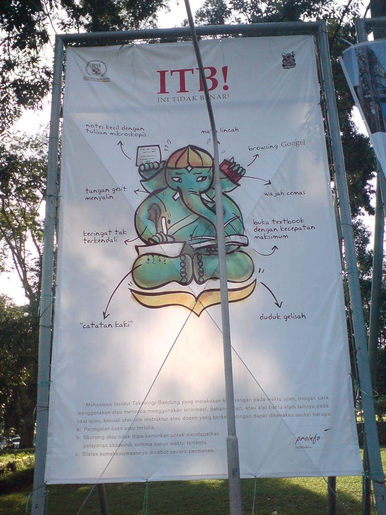 ITB: Ini Tidak Benar