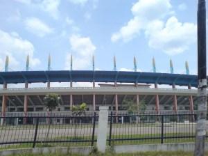 Front Stadion Jalak Harupat