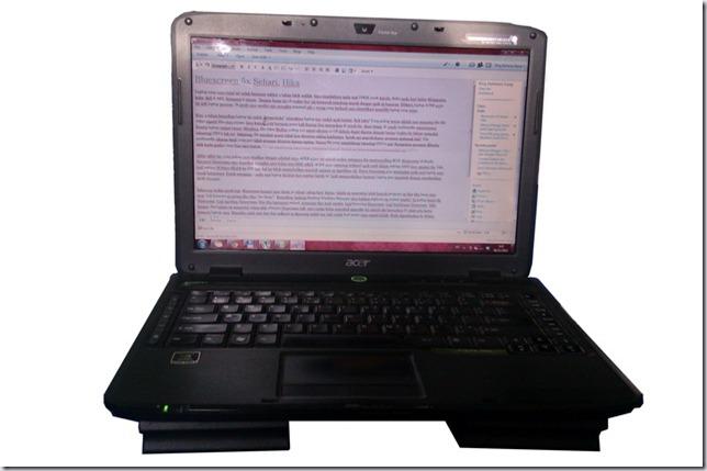 Laptopku