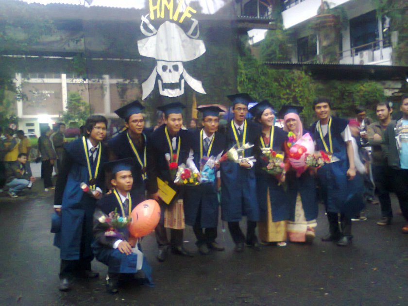 Fellow graduates...