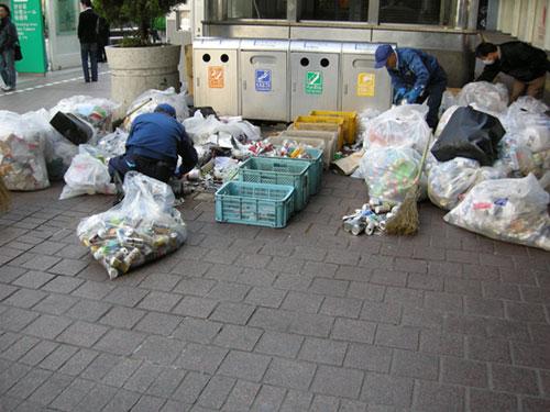 Pusat Pembuangan Sampah