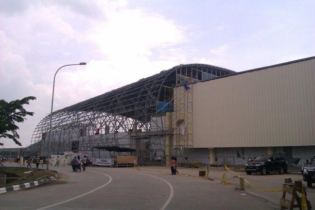 Stasiun Kereta (Masih Dibuat)
