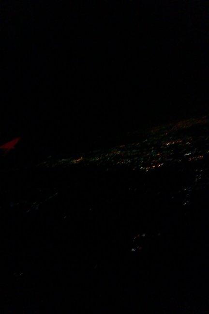 Kecamatan Kualanamu dari udara