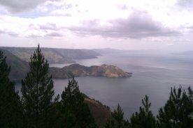 Pemandangan Danau Toba