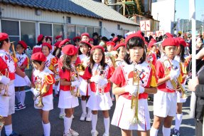 Kecil-kecil Jago Marching Band