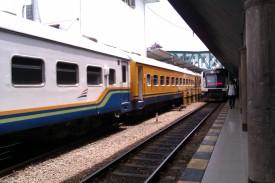 Kereta TJB-Medan