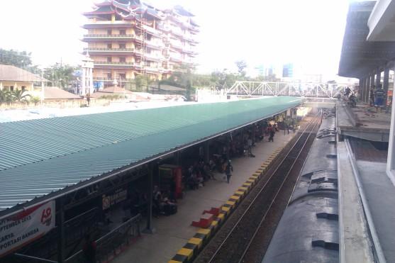 Stasiun Kereta Medan