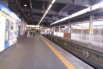 Suasana Toyohashi Eki