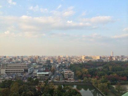 Nagoya dan Parit Kastil