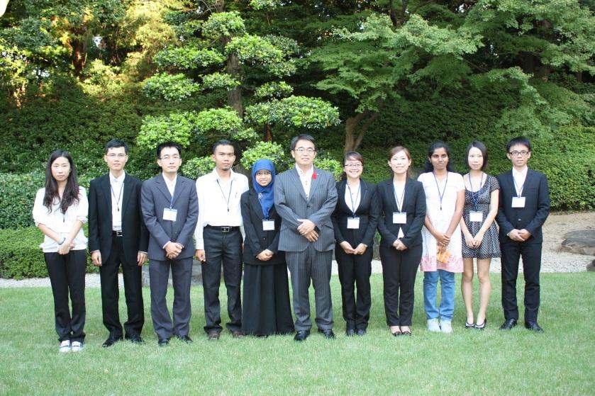 Angkatan 2013 Beasiswa Aichi