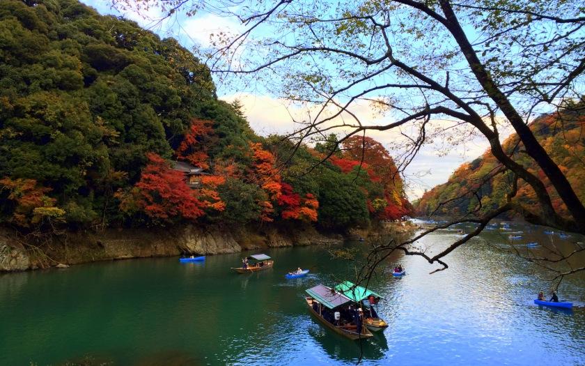 Arashiyama, di titik ujung dekat Great View