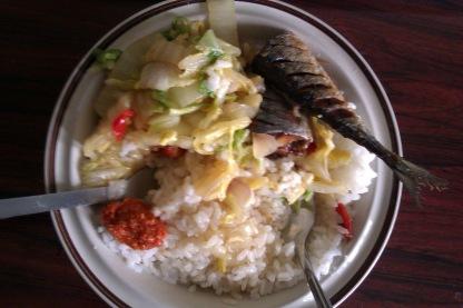 Ikan Goreng Juga