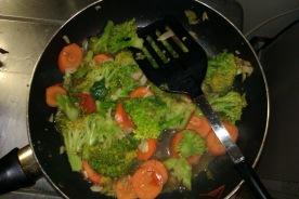 Coba numis brokoli