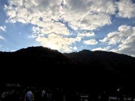 Arashiyama: Gunung Badai