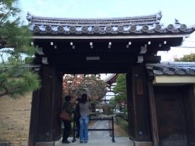 Gerbangnya Rumah Samurai