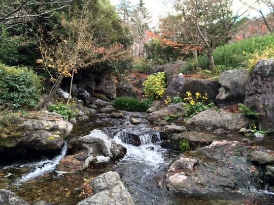 Sungai di Taman Shirotori