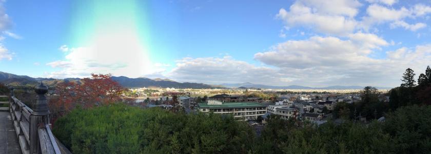 Panorama Arashiyama