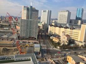Kobe, arah stasiun