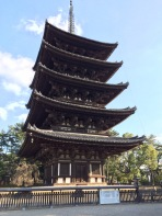 Pagoda Lima Lantai
