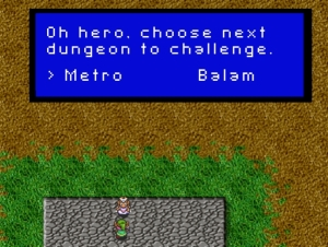 Choose Metro-Balam