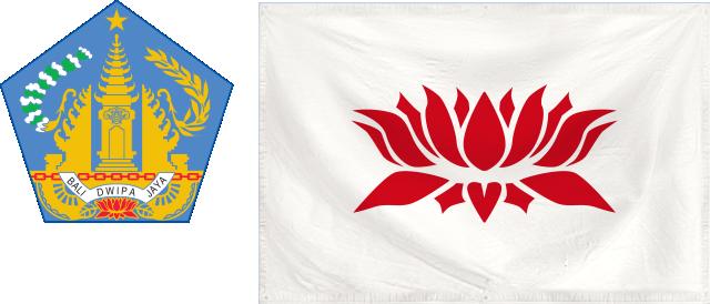 Bali - Flag