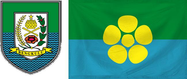 Bengkulu - Flag