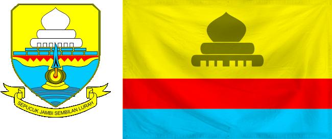 Jambi - flag