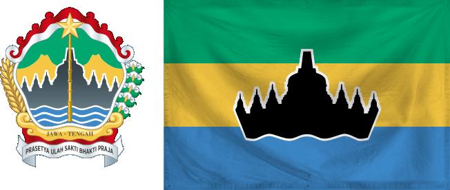Jateng - Flag