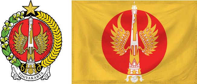 Jogja - Flag