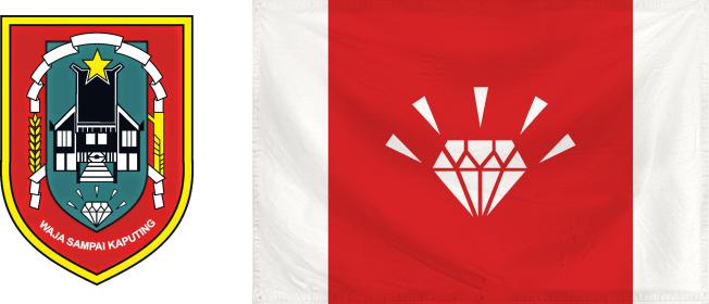 Kalsel - flag