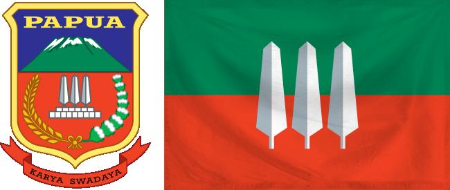 Papua - flag