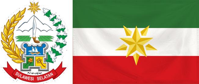 Sulsel - Flag