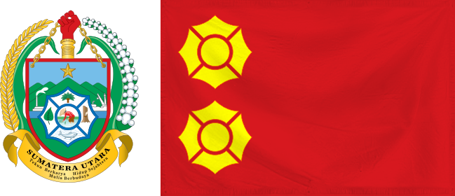 Sumut - flag