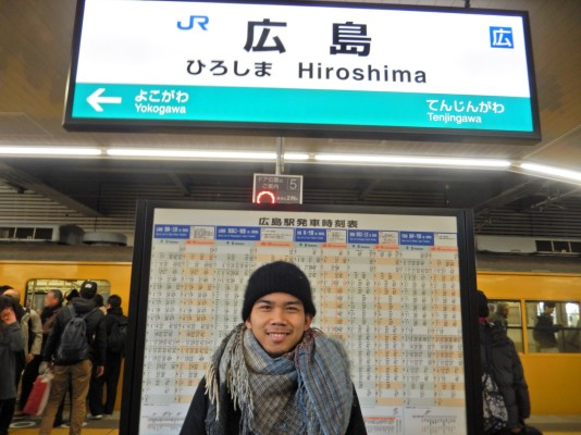 Ekisign Ritual - Hiroshima