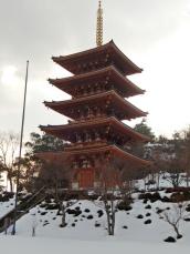 Pagoda Saju (4)