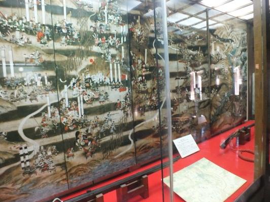 Peta Pertempuran Matsumoto-Nagoya