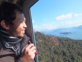 Pemandangan dari Kereta Gantung (2)
