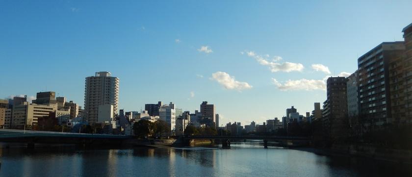 Sungai di Hiroshima