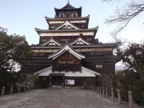 Kastil Hiroshima