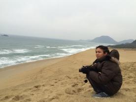 Bermain di sand dune (3)