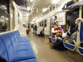 Kereta ke Kanazawa 1