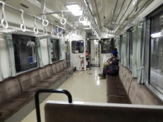 Kereta ke Kanazawa 2