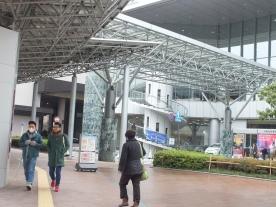 Stasiun Kanazawa 2