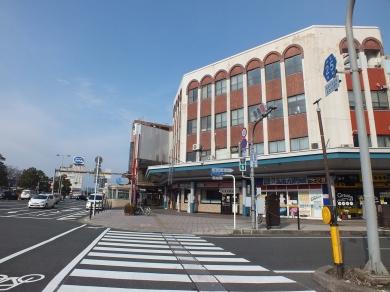 Stasiun Tottori dan sekitarnya (1)